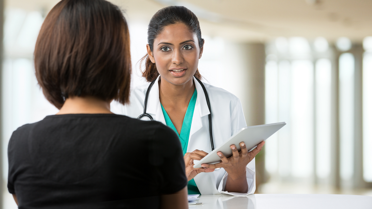 "I Want to See a Real Doctor"": How to Talk to Patients Who"