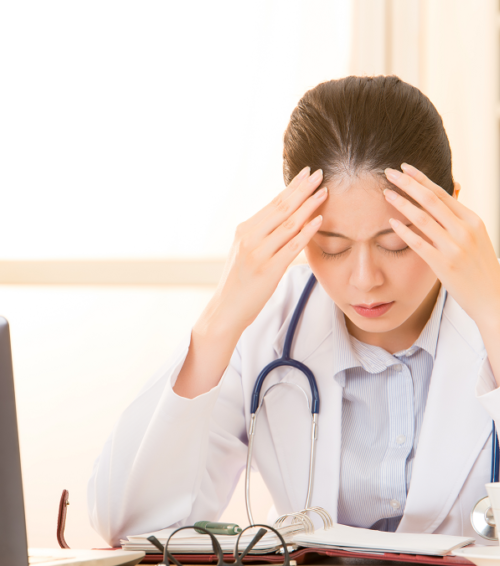 4 Signs Of Burnout In Healthcare Employees