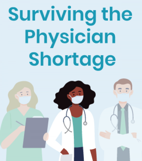 Survivingthephysicianshortage Blog Thumbnail