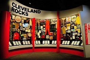 Cleveland has an eclectic selection of museums to visit including the Rock and Roll Hall of Fame